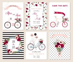 Free Save The Date Birthday Templates Collection Of 6 Cute Card Templates Wedding Marriage Save