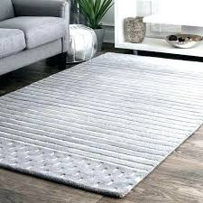 gray striped wool rug grey contemporary coastal solid and white kitchen cot