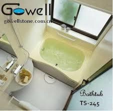 Small Bathtub Size 1