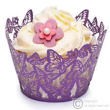 Purple Butterfly Wedding Cake Toppers Copy Purple Butterfly