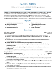 Referral Resume Resume Cover Letter Template