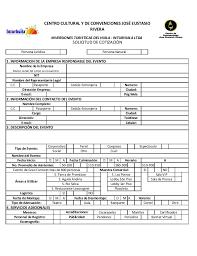 Formato Cotizacion Inturhuila