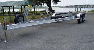 2019 tandem torsion axle aluminum boat trailer 10 000 or 12 000 lb starting at 5 850