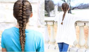 Pretty Girl Hair Style infinity braid bo cute girls hairstyles youtube 6900 by wearticles.com