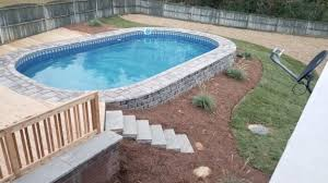 semiinground pools combine benefits of both above ground and inground swimming pools they are aesthetically more pleasing than as you partial pool47