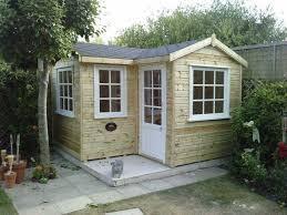 summer house office. Corner Cottage Summer House Office O