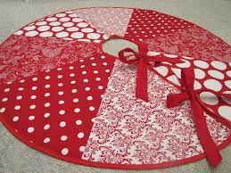 Christmas Tree Skirt Pattern Enchanting Download Christmas Tree Skirt Diy Littlebubbleme