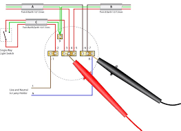 wiring a ceiling light uk jeffreypeak how to wire multiple lights together at Wiring Diagram For Ceiling Light