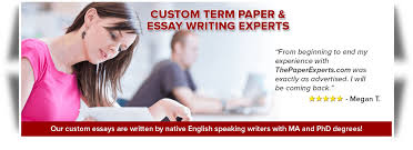 college paper format term paper outline thepaperexperts com term paper and essay writing experts