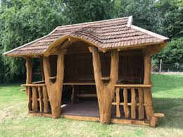 the rustic company summerhouses and