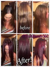 Aequo Color Chart Argan Oil Hair Color 2n