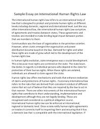 essay about human rights co essay about human rights