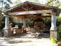 modern covered patio ideas for backyard design