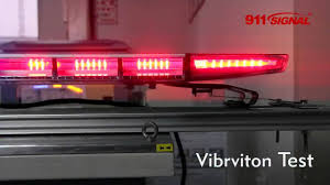 911 Led Light Bar 911 Signal Supervisor Led Lightbar From Dun Bri Group