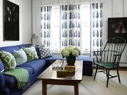 Navy Blue Sofa Living Room Design Living Room Design