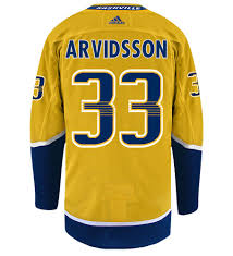 Predators Jersey Hockey Nashville Arvidsson Viktor Nhl Adidas Authentic Home|Watch Monday Night Video Games Of Saints Vs Texans, Raiders Vs Broncos With Out Cable