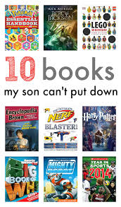 books my son can t put down 10 great books for 6 9 year olds perfect to wrap up for your son or daughter