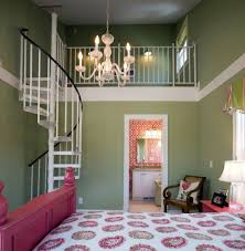 image of chandelier for girls room ideas