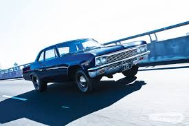 Day-two dreams: 1966 Chevy Biscayne L72 | Chevy and Dreams