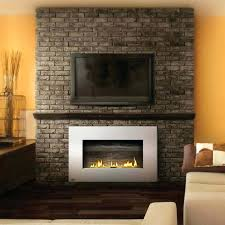 gas fireplace stones stone designs loveandforget me with regard to 19