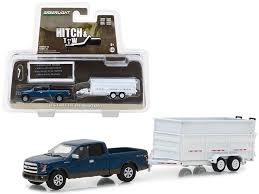 2016 Ford F-150 Pickup Truck and Dump Trailer Hitch & Tow Series 12 ...