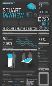 44 Unusual And Artistic Resume Designs | Free and Useful Online Resources  for Designers and Developers