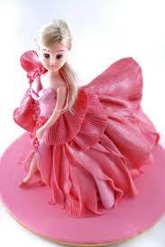 Barbie Doll Runway Theme Fondant Cake Cake By Juddyoh Cakesdecor