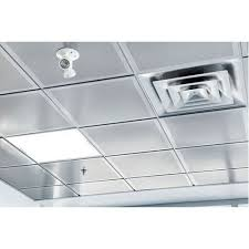 Metal Lay In Acoustic Micro Perforated Ceiling Tile At Rs 240 Piece