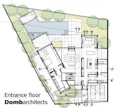 modern architecture floor plans. Modren Plans Entrance Floor Plan Inside Modern Architecture Floor Plans A