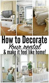 how to decorate your rental easy apartments and apartment living