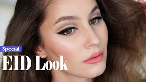 cat eye makeup tutorial with berry lips eid makeup look video dailymotion