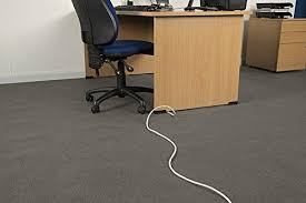 office cable protector. Chargeline® Black Cable Protector/ Floor Cover Tidy. Office Protector