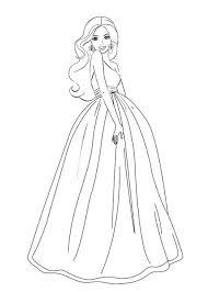 Barbie 50 Disegni Da Scaricare E Colorare Disegni Da Colorare