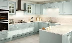 Homebase Kitchen Furniture Hygena Valetti Blue Kitchen Kitchen Pinterest Kitchens And Blue