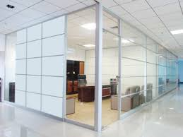 modern office partition. Modern Office Partition Tempering Glass Wall For Customized Size
