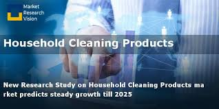 New Report Of Household Cleaning Products Market Overview