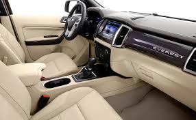 2018 ford interior. fine interior 2018 ford everest interior to ford interior
