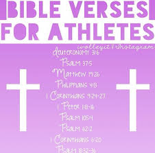 Quotes For Christian Athletes