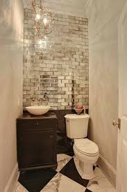 self adhesive mirror wall tiles fancy small baths with big impact