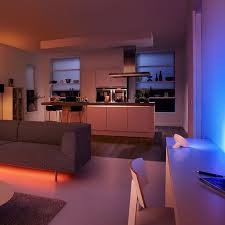 highlight areas of your home and create comforting ambient light with the philips bloom wireless table lamp philips hue friends of huephilips hue and