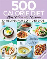 Food Calorie Book Your Essential 5 2 Guide Woman Magazine