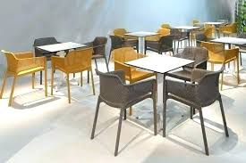 outdoor cafe chairs net chair and tables melbourne french bistro rattan with arms outdoor cafe chair