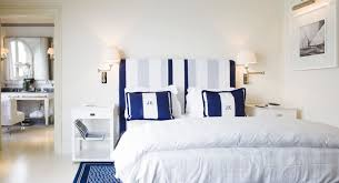 Seaside Bedroom Jk Place Capri Hotel Elegant Seaside Decor Idesignarch