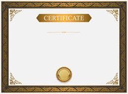 Certificate Background Design Certificate Templates Honor