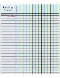 Gradebook Sheet Magdalene Project Org