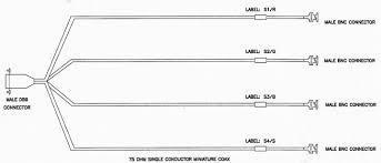 bcn wire diagram bcn diy wiring diagrams cab rgb lg3 lg 3 rgb cable db9 male to 4