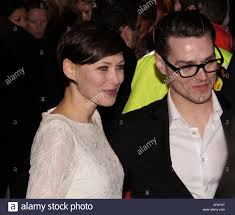 Emma Griffith and Matt Willis The BRIT Awards 2011 afterparty, held Stock  Photo - Alamy