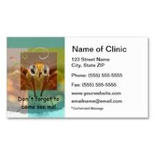 313 Best Optometrist Business Cards Images On Pinterest | Business ...