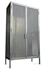 industrial storage cabinet with doors. Metal Storage Cabinet Industrial On Brilliant Home  Furniture Inspiration With . Doors E