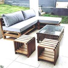 outdoor furniture made from pallets. Plain From Outdoor Furniture Made From Pallets Pallet Of Wood Garden Diy Tutorial  Tutorial On